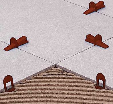 Нова система за нивелиране клин и фиксатор - МОНТАЖ